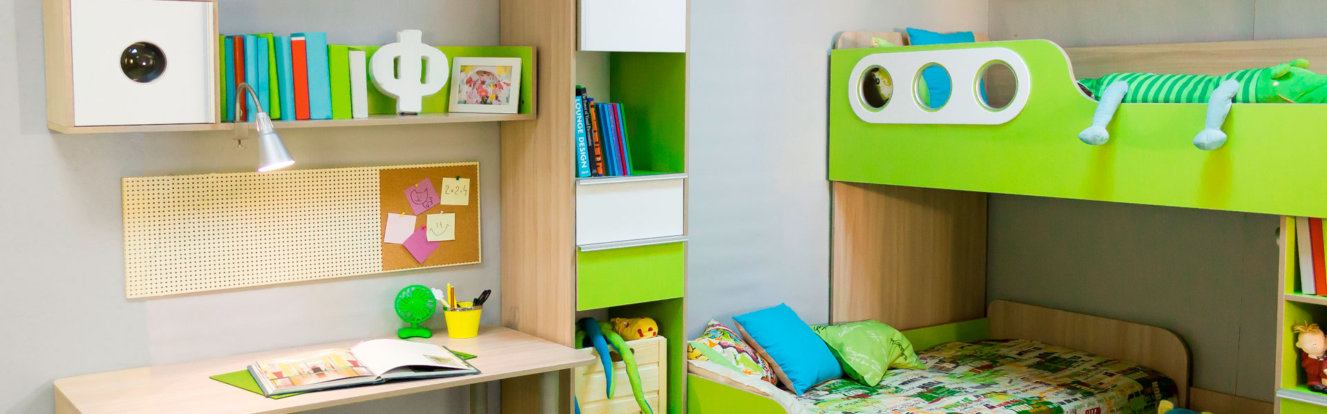 Детская мебель 38 попугаев